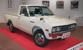 nissan trucks nissan datsun truck car review japanese used car blog be forward