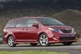 red toyota 2015 toyota sienna reviews and rating motor trend