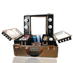 makeup artist box best deals on makeup with mirror lights superoffers