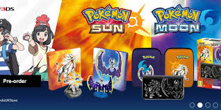 black friday new nintendo 3ds solgaleo black edition amazon pokemon sun u0026 moon fan u0026 limited edition bundles revealed