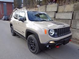 jeep renegade light blue 2017 jeep renegade desert hawk 4x4 in boston ma area new at