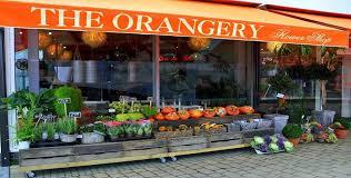 florist shops the orangery flower shop florist in kenilworth 01926 859712