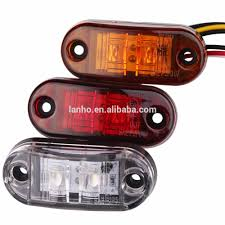 led side marker lights for trucks led side marker lights for