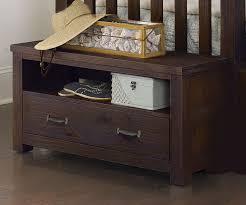 Espresso Bedroom Furniture by Highlands Dressing Bench Highlands Collection Ne Kids