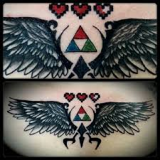 37 insane legend of zelda tattoos that deserve every rupee in