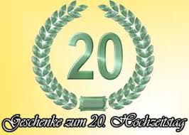 zum 20 hochzeitstag 20 hochzeitstag geschenke porzellanhochzeit geschenkideen