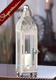 cheap lantern centerpieces 24 candle lanterns ornate silver tower wholesal