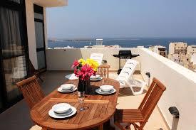seashells no 11 sea view holiday penthouse bugibba st paul u0027s bay