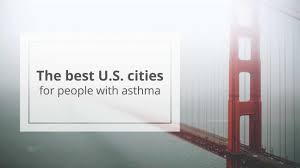 the best places to live with asthma