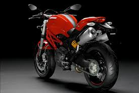 ducati monster dark laura williams