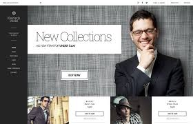 fashion e shop 30 ecommerce themes best of 2017