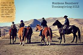 montana stockgrowers associationmontana ranchers thanksgiving