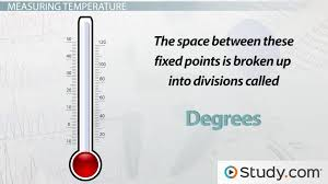 what is temperature definition u0026 measurement video u0026 lesson