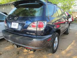 lexus suv for sale used 2001 lexus rx 300 4dr suv 4wd suv for sale in san antonio tx