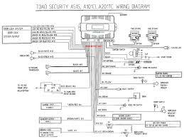 viper alarm remote start wiring including code alarm wiring diagram