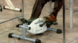 desk pedaling and other health trends today com