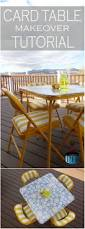 Stakmore Folding Chairs by Best 25 Card Table And Chairs Ideas On Pinterest Card Table