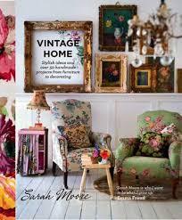 vintage home by sarah moore waterstones