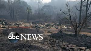 Wildfire Davis Ca by California Declared A Federal Disaster Area Youtube