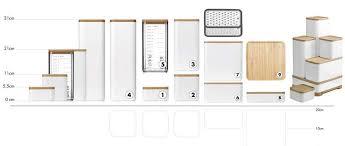 boites de rangement cuisine boite rangement cuisine de conservation carrace pop oxo 24 l