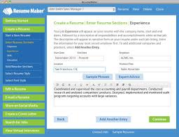 Free Resume Download And Builder Amazon Com Resume Maker Mac Download Software