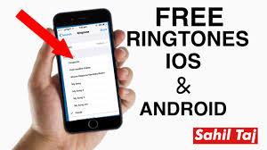 free ringtone downloads for android cell phones how to ringtones for free on iphone ios and android 2017