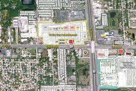 Largo Florida Map Largo Fl Tri City Plaza Retail Space Kimco Realty