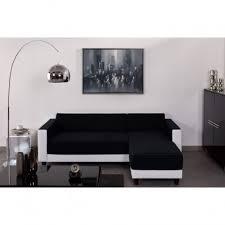 canape d angle noir canape d angle noir et blanc à vendre expat dakar com