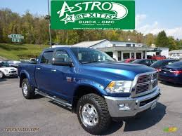 2010 dodge ram 2500 big horn edition crew cab 4x4 in deep water