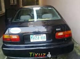 Honda Civic 1993 Interior Honda Civic Port Harcourt 34 Honda Civic Used Cars In Port