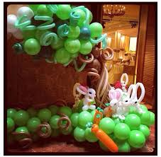 Easter Decorations With Balloons by 132 Best Balloon Decoration Ideas Images On Pinterest Balloon