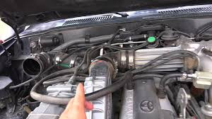 toyota land cruiser fj80 head gasket repair p23 youtube