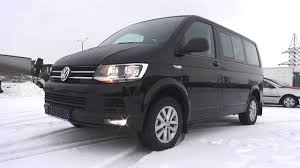 volkswagen caravelle 2017 volkswagen caravelle t6 2 0 tdi dsg start up engine and