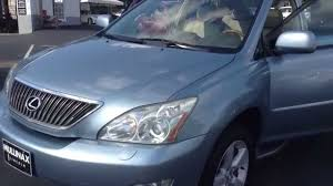 used lexus suv rx330 2005 blue lexus rx330 mullinax lincoln automotive 5386t youtube