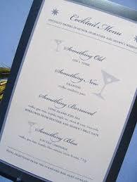 Something New Something Old Something Borrowed Something Blue Ideas Wedding Signature Drink Sign Drink Signs Etsy And Weddings
