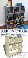 How Do You Make A Wooden Toy Box by Best 25 Toy Shelves Ideas On Pinterest Kids Storage Playroom