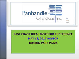 panhandle oil and gas phx 2017 east coast ideas investor