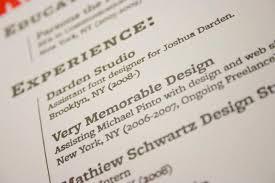 Resume Packet Chelsea Gladden
