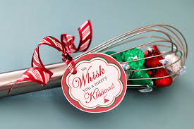 printable we whisk you a merry kissmas tag gift tag