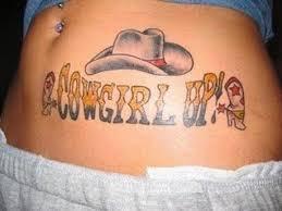 die besten 25 cowboy tattoos ideen auf pinterest böse schädel