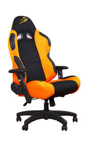 Racing Seat Desk Chair Modern Yellow Racing Seat Office Chair Furniture Inspired By