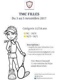 Le Bureau Beauvais élégant Beauvais Oise Tennis Club Fft N Le Bureau Beauvais