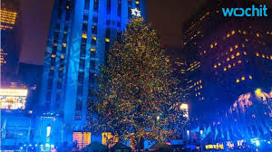 rockefeller tree lighting held