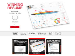 Kinzaa Resume Fifteen Free Websites To Create An Inspiring Resume