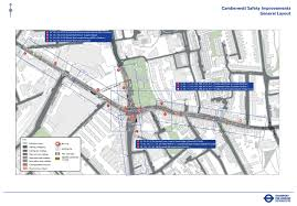 green plans we are improving safety at camberwell green junction as part of
