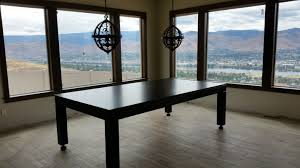 Convertible Pool Table by Gallery U2013 Vision Billiards