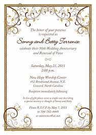 extraordinary 50 wedding anniversary invitations wording 56 about