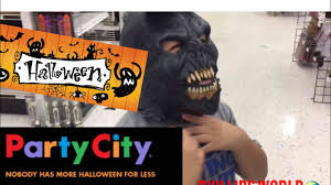 scary halloween masks party city party city trip costumes scary mask for halloween youtube