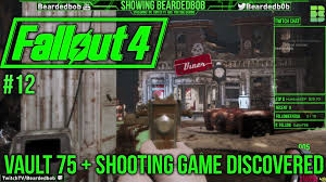 Fallout Vault Map by Fallout 4 Pc Gameplay Part 12 Vault 75 Discovered Located And