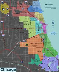 Chicago Redline Map by Chicago Night Bus Map U2022 Mapsof Net